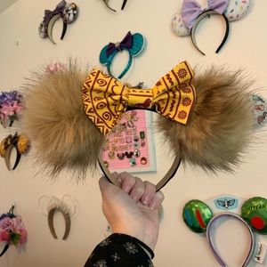 Lion King Minnie Ears